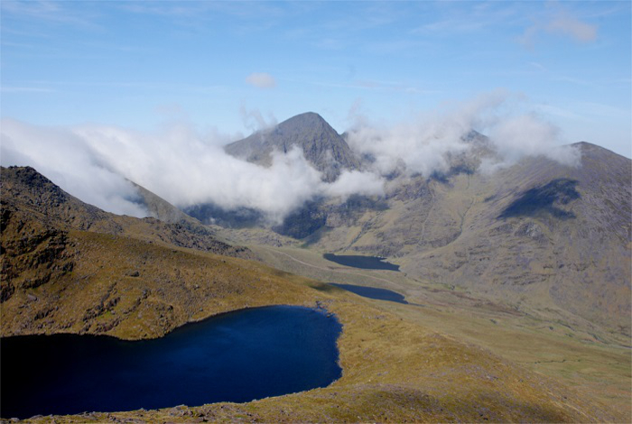 Carrauntoohil, Ireland's Highest Peek
