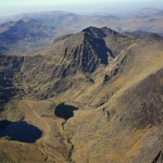 McGillycuddy Reeks Aerial View