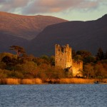 Ross Castle Sunset, Killarney