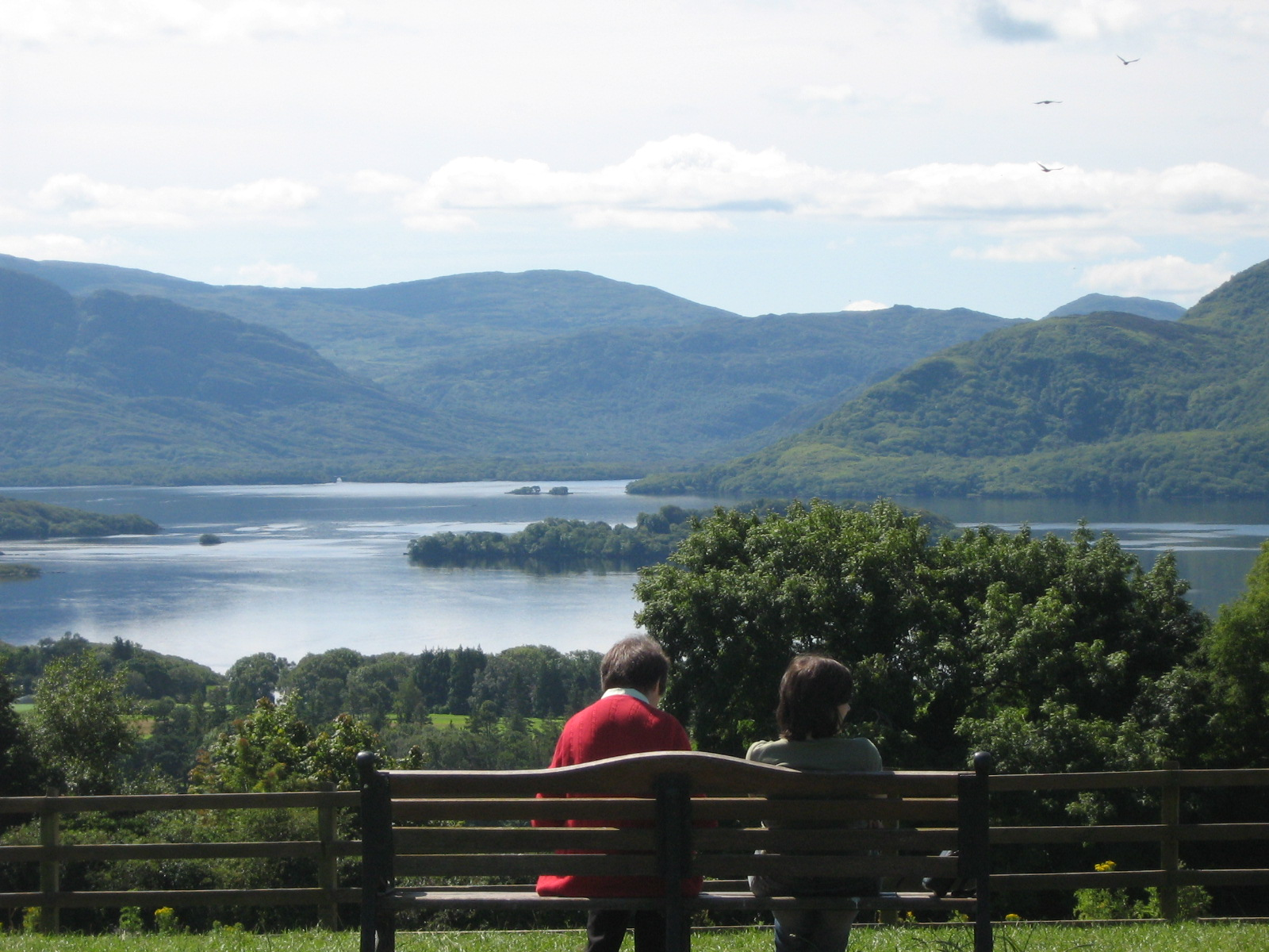 Things to Do - Viewing Killarney Lakes at Aghadoe