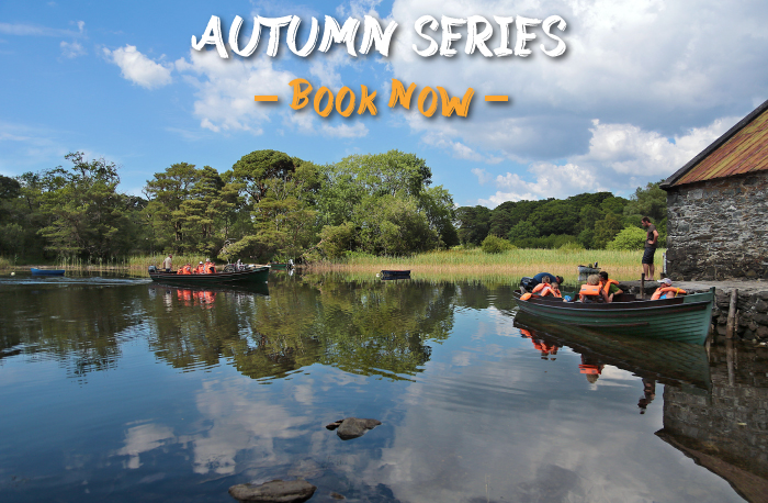 Autumn Series coming 24 and 25 October 2015